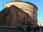 Another side of the Pantheon