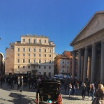Piazza in front of Pantheon