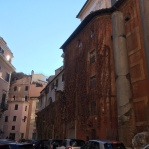 Walking around Rome