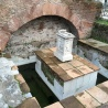 Roman Forum ruins, a well or fountain maybe?