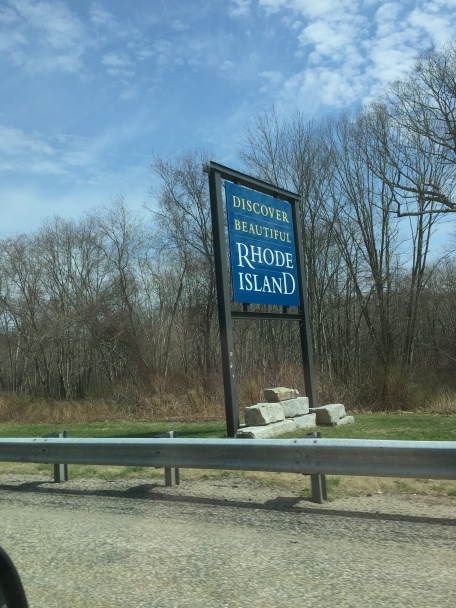 Welcome to Rhode Island!