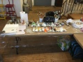 paints, brushes, palettes and more!