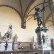 Other statues by the Uffizzi