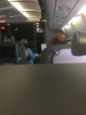 My view for most of the flight