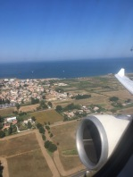 departing Italy
